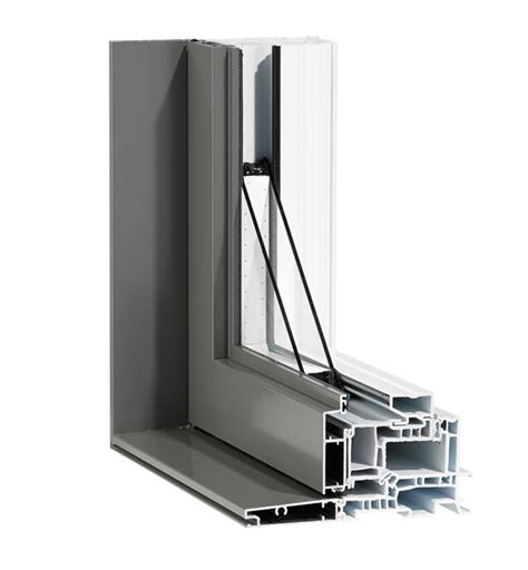 awning window section altek windows and doors architectural aluminum windows