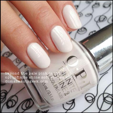 opi light pink nail polish 81 best opi infinite shine swatches images on pinterest
