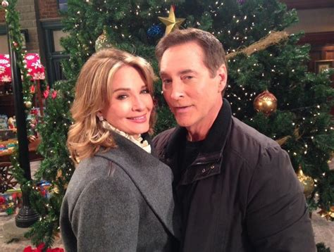 is deidre hall married to drake hogestyn are deidre hall and drake hogestyn married