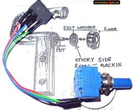 wiring diagram for electric golf trolley electric brakes