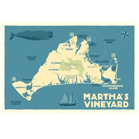 martha s popular 175 list martha s vineyard map