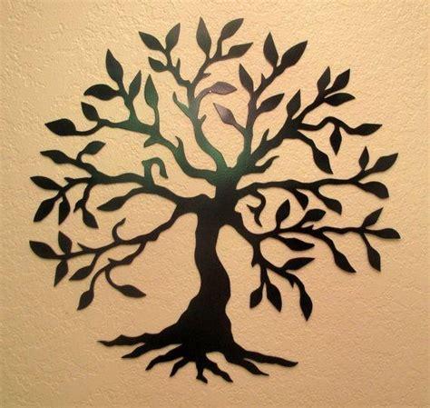 Oak Tree Wall