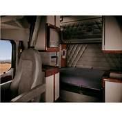 Big Rig Cab Interior With Sleeper Semi Tractor Truck 221131653052  HD