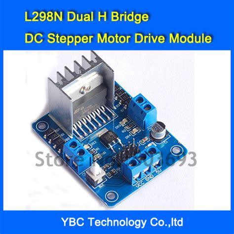 Stepper Motor Drive Controller Board L298n Dual H Bridge Dc free shipping 2pcs lot l298n dual h bridge dc stepper motor drive controller board module in