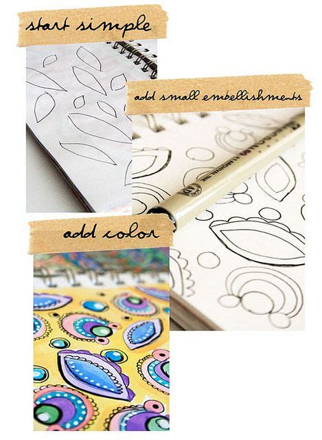 doodle shape meaning 1236 best images about doodling therapy on