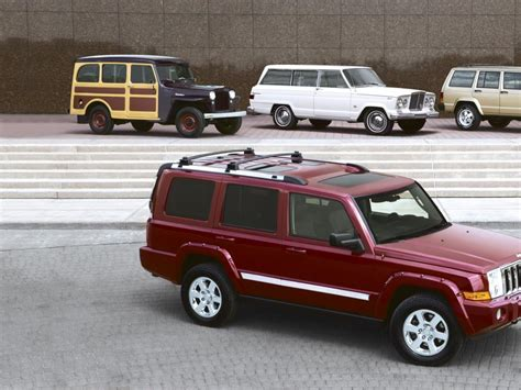 Jeep Commander Size Jeep Commander 11 High Quality Jeep Commander Pictures