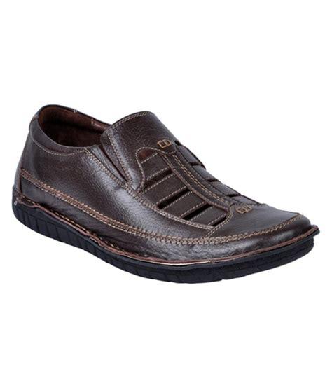 mens designer sandals hitz brown velcro leather designer mens sandals price in