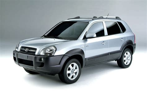 hyundai small 2006 compact hyundai tucson reviews ratings