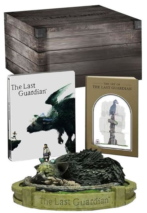 Ps4 The Last Guardian Collectors Edition the last guardian collector s edition for ps4 the last guardian