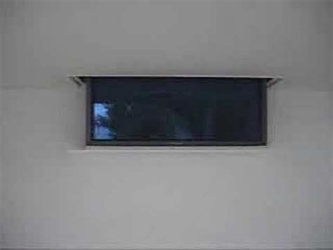 Ceiling Tv Lift Systems by Tv Lift System From Flatlift