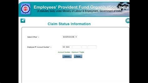 check my provident fund account employee provident fund status and balance online how to
