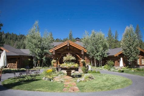 rustic classic summer wedding in lake tahoe california