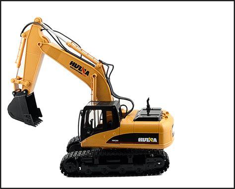 Rigid 010 X 140 X 50m excavadora rc 1 12 15ch tienda juguetes radiocontrol baratos
