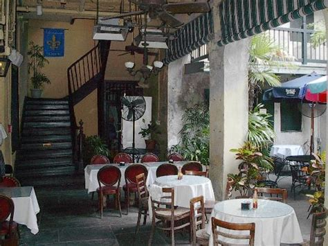 napoleon house new orleans napoleon house bar cafe new orleans french quarter menu prices restaurant reviews