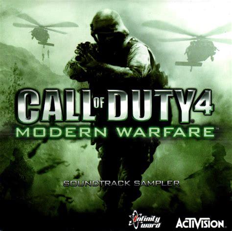 call of duty 4 modern warfare soundtrack sler soundtrack from call of duty 4 modern