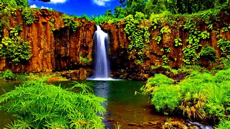 waterfall wallpaper hd 1920x1080 waterfall wallpaper nature waterfalls 1920x1080 car