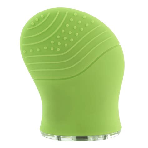 serenity silicone electric facial cleansing brush silicone electric facial cleansing brush face skin