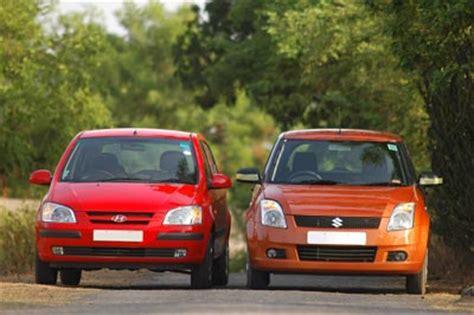 Suzuki Getz Hyundai Getz Vs Maruti Suzuki Indian Cars