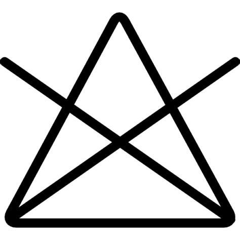 een dierenspeciaalzaak met een u wassen optie symbool van een driehoek met een kruis iconen
