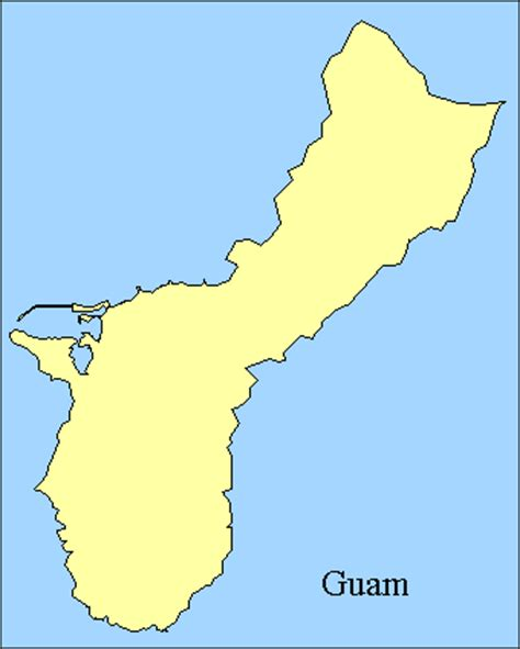 printable road map of guam mapofmap1 sayfa 9