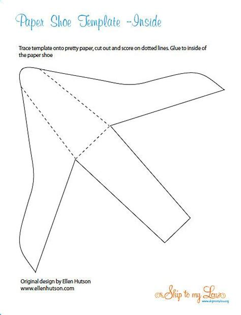 template for high heel shoe paper high heeled shoe template inside miniatures