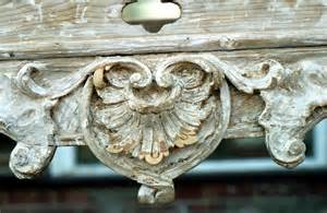 Console Table Wood Wood Carving Restoration To English Rococo Console Table