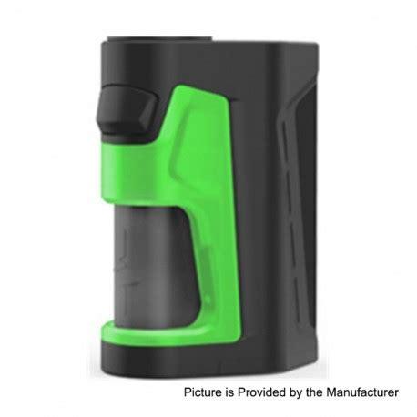 buy vandy vape pulse dual 220w black green tc vw squonk mod