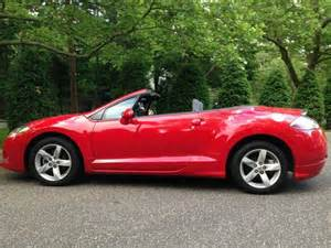2007 Mitsubishi Eclipse Convertible Find Used 2007 Mitsubishi Eclipse Spyder Gs Convertible 2