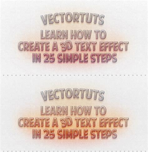 grungy 3d text in illustrator design panoply 70 excellent adobe illustrator tutorials designrfix com