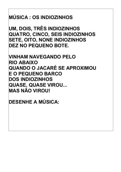Musica O Jacaré Foi Passear Lá Na Lagoa Letra
