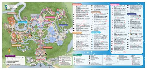 printable animal kingdom map 2015 magic kingdom orlando map map 2018