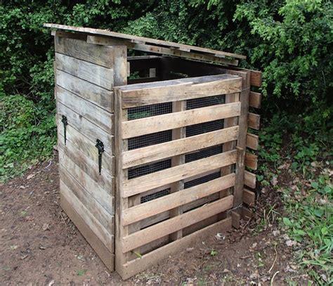 come costruire una come costruire una compostiera idee green