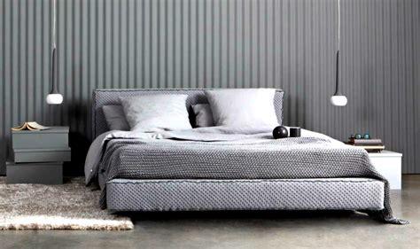 da letto grigia ispirazioni nera da letto