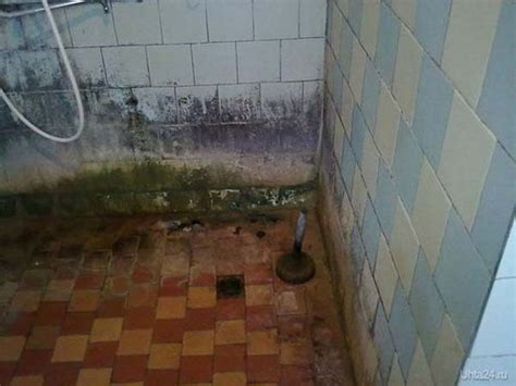 Russian Shower by No This Isn T An Abandoned Building In Hell It S Much