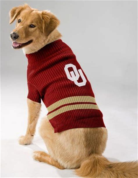 sooner puppies oklahoma sooners sweater for the home