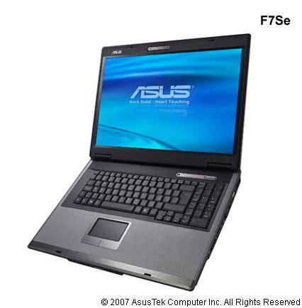 asus f7se notebookcheck.net external reviews