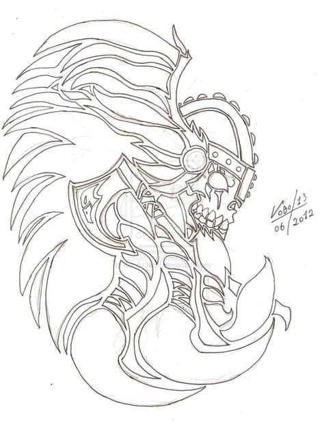 outline tattoos designs viking images designs
