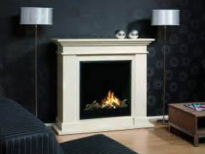 baza traditional freestanding bioethanol fireplace surround