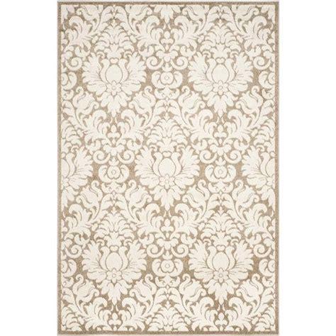 3 x 5 indoor outdoor rugs safavieh amherst wheat indoor outdoor rug 3 x 5