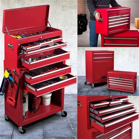 Caisse A Outils A Tiroir by Servante D Atelier 8 Tiroirs Avec Caisse 224 Outils