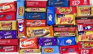 chocolate bar brands