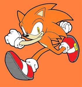 Image gallery orange sonic