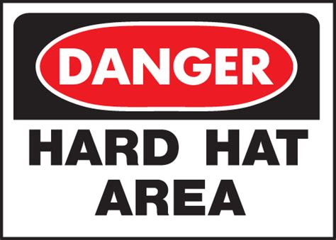 printable hard hat area sign the groundup stores