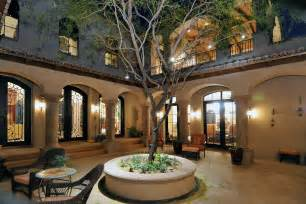 courtyard home design spanish style homes with courtyards spanish colonial
