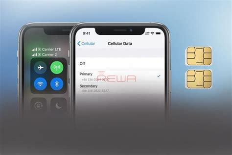 iphone xs max hack single card  physical dual sim card