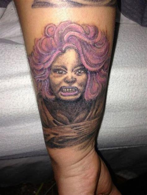 nicki minaj tattoos nicki minaj creative piercing
