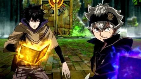 black clover hd wallpaper   pc anime wallpapers hd