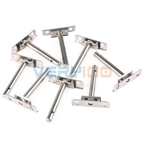 Concealed Floating Shelf Support Brackets Steel by High Quality 8 Pcs Shelf Support Concealed Floating