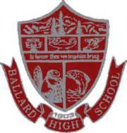 Seattle School Address Lookup Ballard High School Seattle