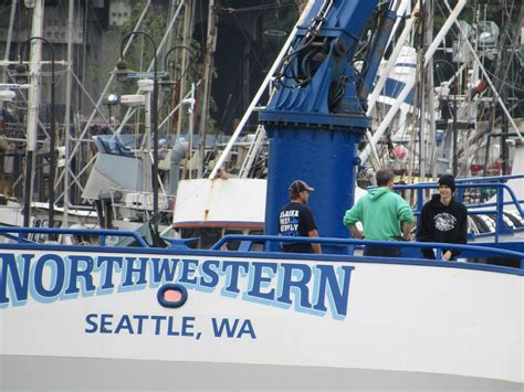 deadliest catch boats docked in seattle northwestern sig hansen deadliest catch pacific